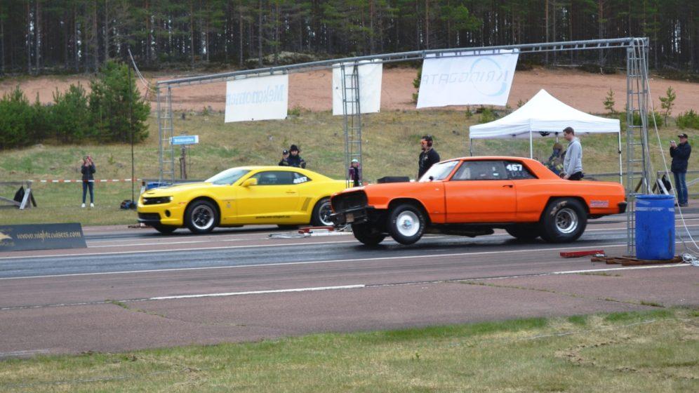 dragrace Orsa 2016-05