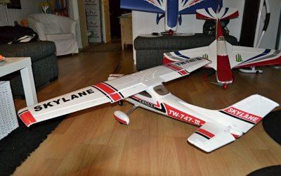 FMS Cessna Skylane 182